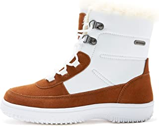 Wome's Snow Boots Full Waterproof Insulated Winter Boots