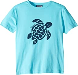 Jersey Coton Tortue Short Sleeve Tee (Toddler/Little Kids/Big Kids)