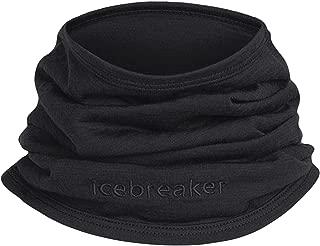 Icebreaker Merino Kids Flexi Chute Gaiter, Black, One Size