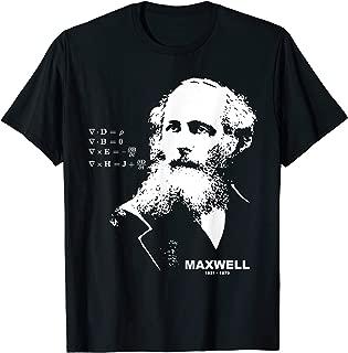 James Clerk Maxwell | Equations T-Shirt