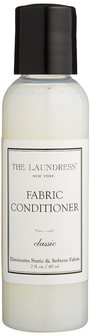 抵抗する寺院今後THE LAUNDRESS(ザ?ランドレス)  ファブリックコンディショナー classicの香り 60ml (柔軟仕上げ剤)