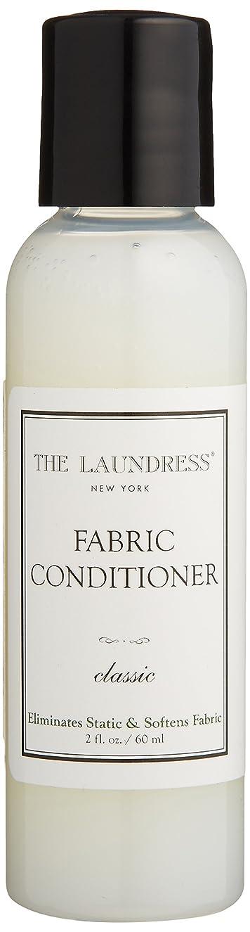 汚す平らにするフリッパーTHE LAUNDRESS(ザ?ランドレス)  ファブリックコンディショナー classicの香り 60ml (柔軟仕上げ剤)