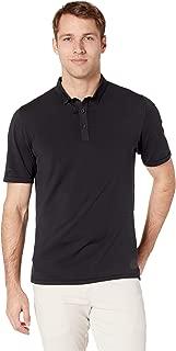 [adidas(アディダス)] メンズタンクトップ・Tシャツ Adicross Primeknit Polo Black 2XL (2XL) One Size [並行輸入品]