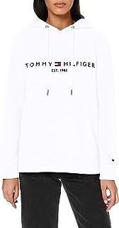Tommy Hilfiger Dames Th Ess Hilfiger Hoodie Ls Sweatshirt