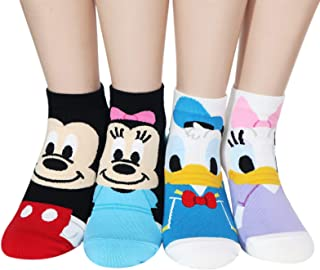 Socksense Animation Character Cartoon Series Women's Original Socks