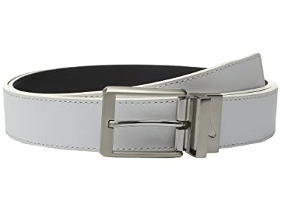 Nike Core Reversible Belt (White/Black) Men