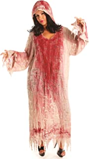 Women Zombie Bloody Living Dead Costume Cosplay Party for Adult