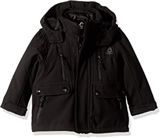 Reebok Boys' Active Systems Jacket with Zip Pockets