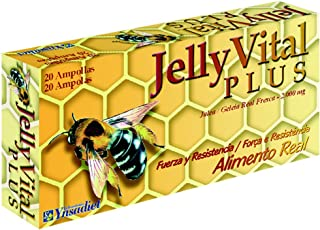 Ynsadiet Jelly Vital Plus - 20 Ampollas