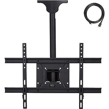 AmazonBasics – Monitorhalterung zur Deckenmontage, 37-80 Zoll (94-203 cm)