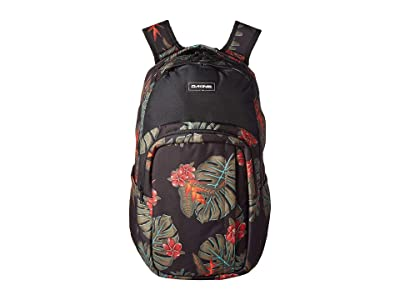 Dakine 33 L Campus Large Backpack (Jungle Palm) Backpack Bags
