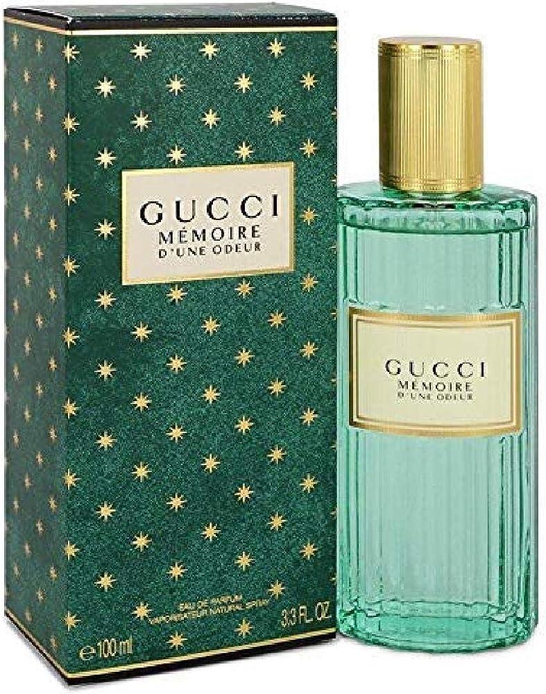 Gucci mémoire d`une odeur,eau de parfum per donna,100 ml 3614225307553