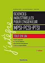 Sciences industrielles pour l'ingénieur MPSI-PCSI-PTSI : Tout-en-un (Concours Ecoles d'ingénieurs)