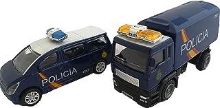 Juguete Coches De Vehículos Policia esCoche Amazon Y Camiones shtrQCdxB