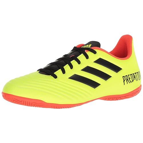 b0e662b71 adidas Men s Predator Tango 18.4 Indoor Soccer Shoe