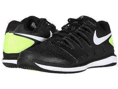Nike Air Zoom Vapor X (Black/White/Volt) Men