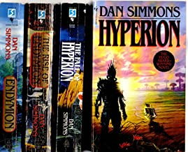Hyperion Series (Hyperion, The Fall of Hyperion, Endymion, The Rise of Endymion)