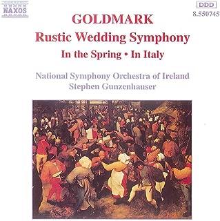 Best goldmark rustic wedding symphony Reviews