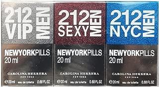 Carolina Herrera Gift Set 212 Variety By Carolina Herrera