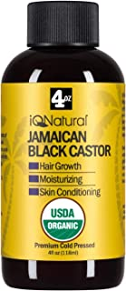 Best using jamaican black castor oil on hair Reviews