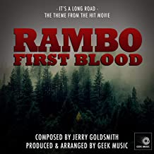 Rambo First Blood - It's A Long Road - Main Theme