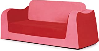 P'kolino Little Reader Sofa, Red