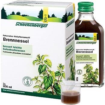 BRENNNESSELSAFT Schoenenberger 3X200 ml