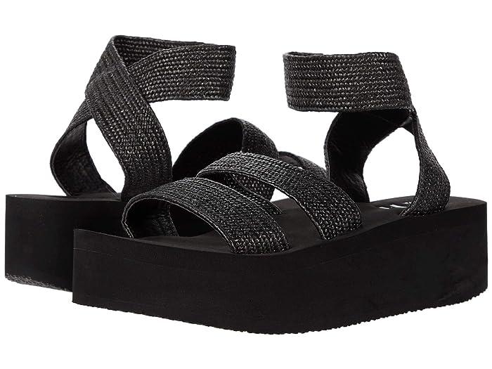 Billabong  Foreshore (Black) Womens Sandals