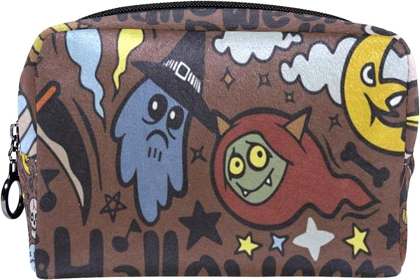 Compact Cosmetic Bag Makeup Coin vampi Ranking TOP13 purse Trust with halloween