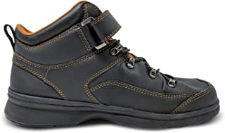 I-RUNNER Men Pioneer Leather Hiking Shoes