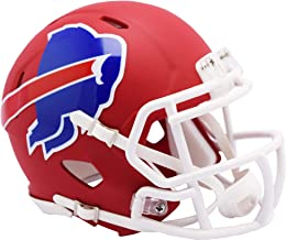 Riddell Buffalo Bills AMP Alternate Revolution Speed Mini Football Helmet - NFL Mini Helmets