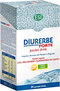 Trepatdiet-Esi Diurerbe Forte Pocket Drink Sabor Limon 24Sbrs. 200 ml