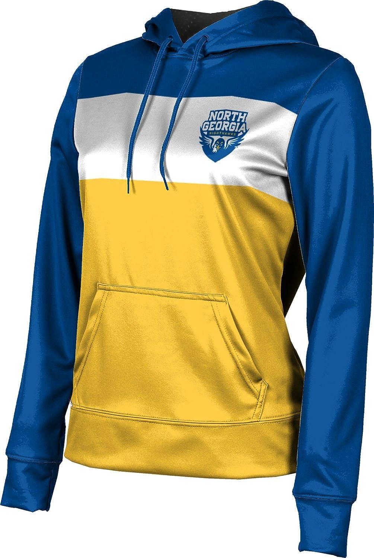 University of North Georgia Girls' Pullover Hoodie, School Spirit Sweatshirt (Prime)