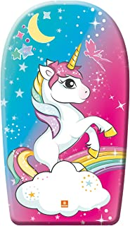 Mondo Tabla Surf Unicornio 84 cm, Juventud Unisex