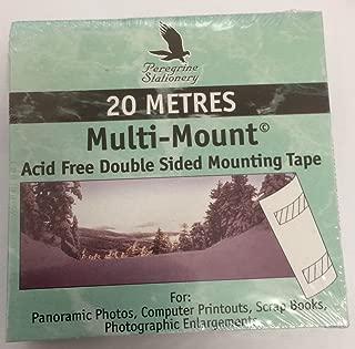 Multi-Mount ácido libre cinta de montaje de doble cara 20metros TR2000