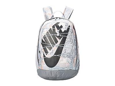 Nike Hayward 2.0 All Over Print (Sky Grey/Particle Grey/Dark Smoke Grey) Backpack Bags