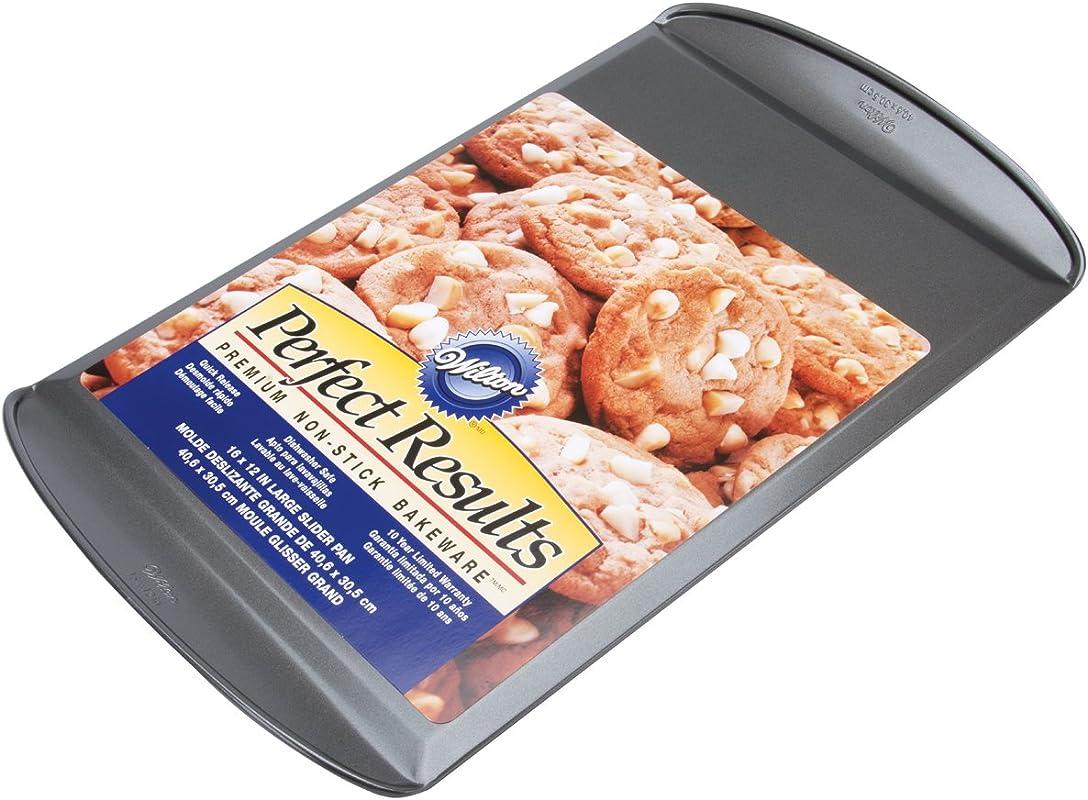 Wilton Premium Nonstick Cookie Slider 12 Inch By 16 Inch