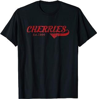 Retro Soccer Jersey Bournemouth Top Cherries Shirt