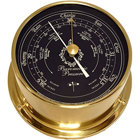 Weems and Plath Endurance II 105 Open Dial Barometer
