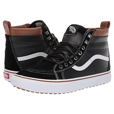 Vans SK8-Hi MTE ((MTE) Leather/Black/True White) Skate Shoes