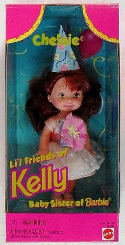 compra limitada Barbie Kelly Chelsie Chelsie Chelsie doll 1996  comprar ahora