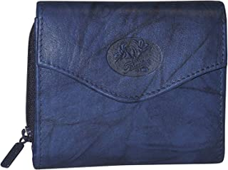 Heiress Zip French Purse Wallet