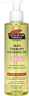 Palmers Cocoa Butter Skin Therapy Cleansing Oil, Face, Rosehip Fragrance, 6.5 Ounce