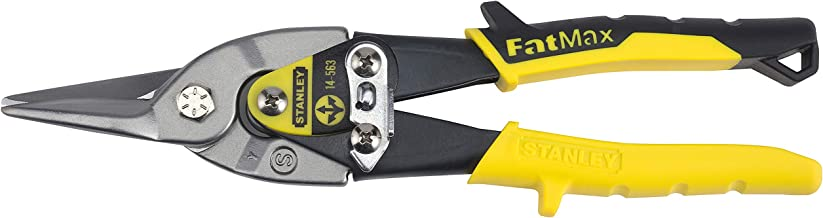 Stanley FatMax 14-563 9-7/8-Inch Straight Cut Aviation Snip