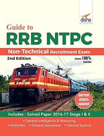 Guide to RRB NTPC Non Technical Recruitment Exam