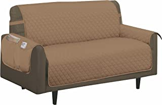 Admirable Amazon Com Gold Loveseat Slipcovers Slipcovers Home Machost Co Dining Chair Design Ideas Machostcouk
