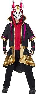 Spirit Halloween Boys 2-Fer Drift Fortnite Costume | Officially Licensed