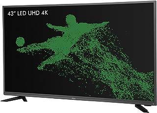 "Smart TV 4K Led 43"", Philco PTV43F61DSWNT, Prata"