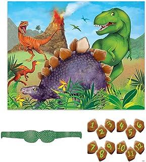 لعبة حفلة ديناصور لـ 12