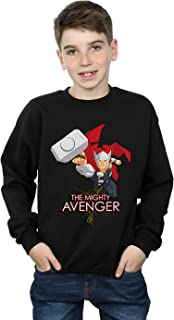 Marvel niños Thor The Mighty Avenger Camisa De Entrenamiento